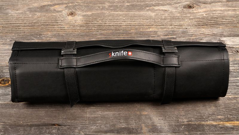 knife bag - rollable