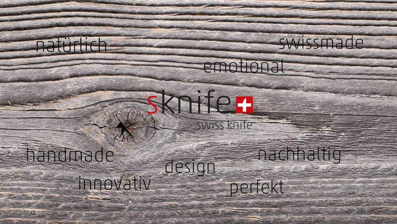 swiss made knife – philosophy
