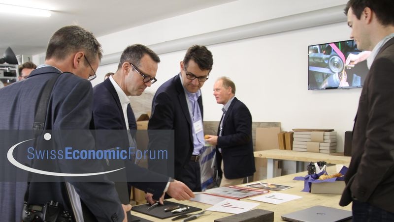 sknife - Swiss Economic Forum SEF