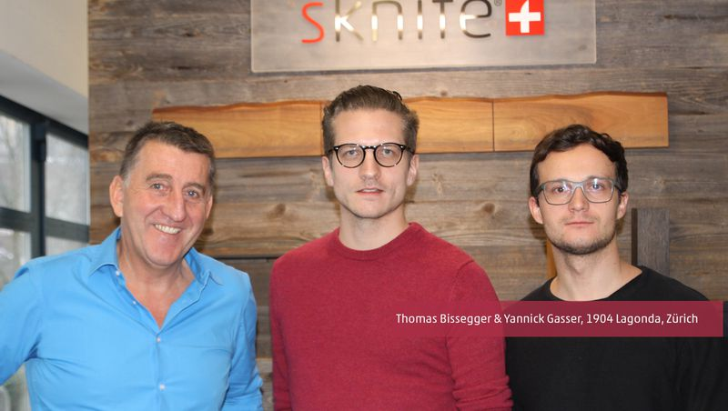 Top Shot Thomas Bissegger – visite notre manufacture