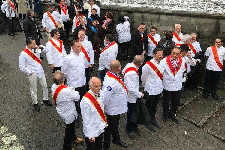 Top Events - Escoffier International - Top Chefs
