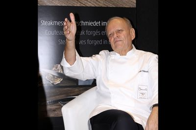 Top Events - Bocuse d'Or, Joël Robuchon