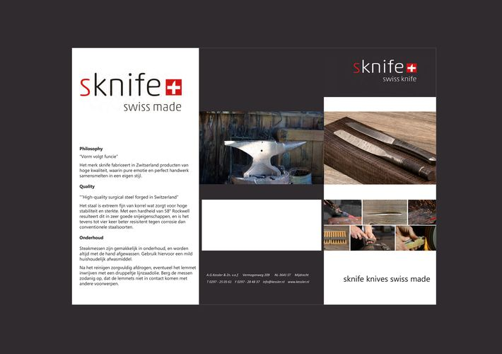 sknife Export - Holland