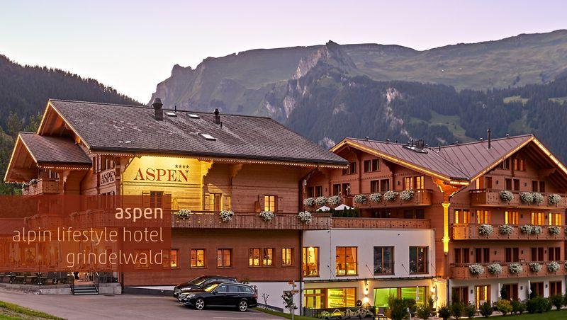 Reference Aspen Alpin Lifestyle Hotel, Grindelwald