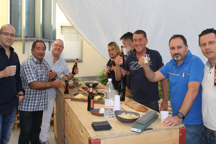 Grand Chefs Genevois en visite  - Goutatoo