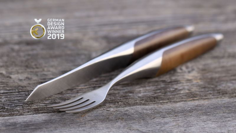 Schweizer Messer - German Design Award Winner 2019